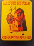 2006 -- La Nuit du Vélo (recto)