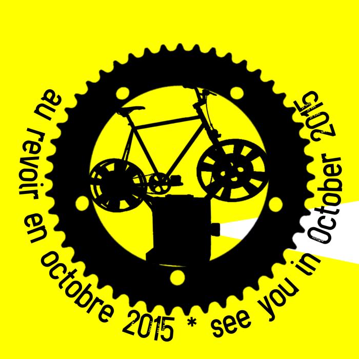 Cyclofestival -- Octobre 2015!