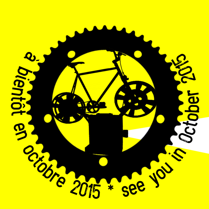 Cyclofestival -- Octobre 2015!